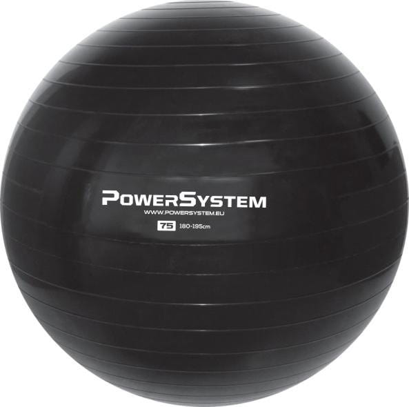 Minge Power System POWER SYSTEM-PRO GYMBALL 75CM-BLACK