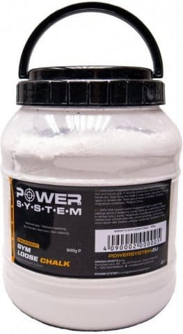 POWER SYSTEM-GYM LOOSE CHALK-500G