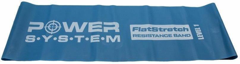 Posilovací guma Power System FLAT STRETCH BAND Level 1