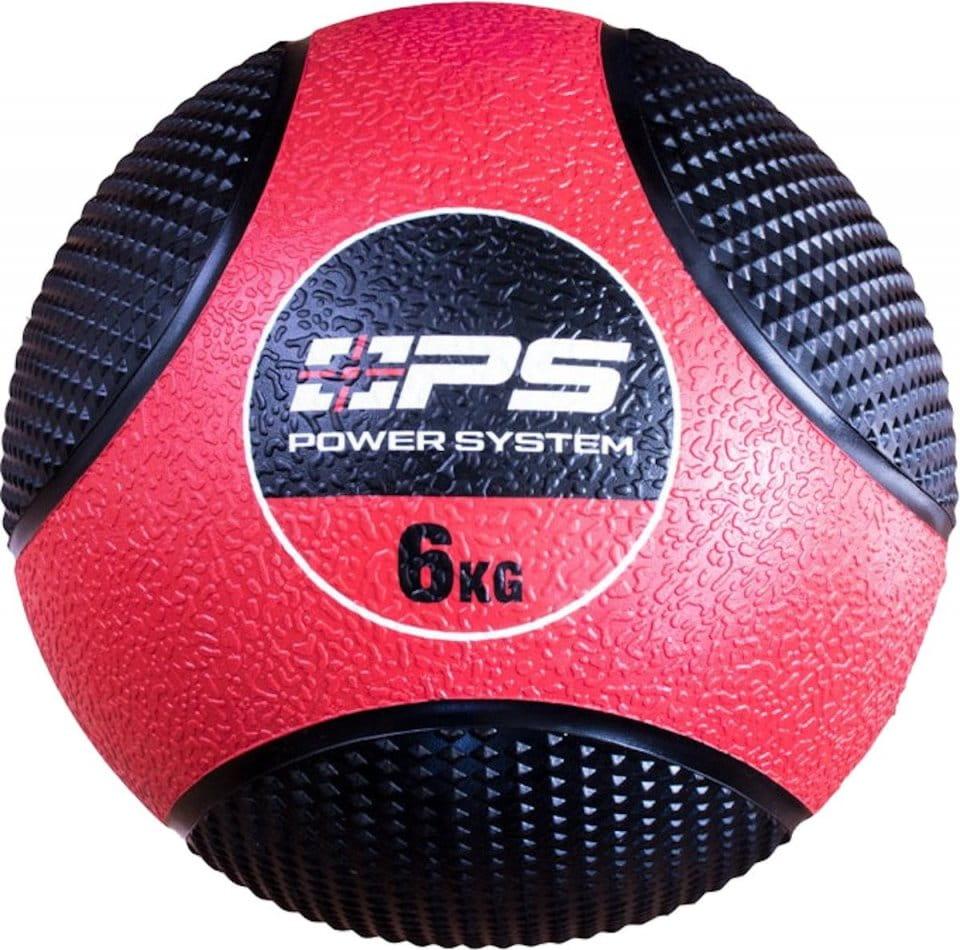 Power System POWER SYSTEM MEDICINE BALL 6KG Labda