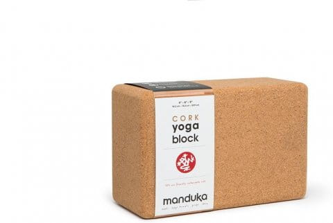 Yoga Block Manduka CORK BLOCK