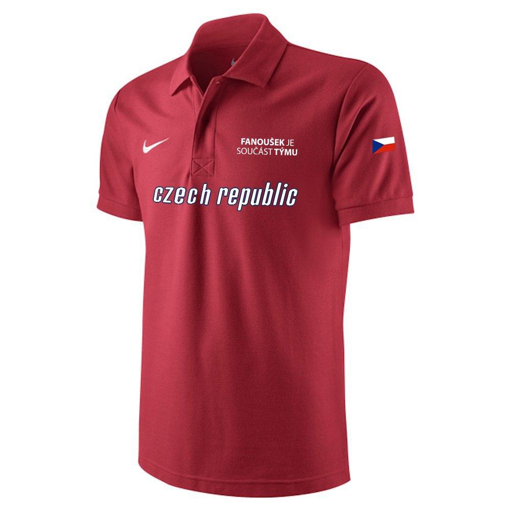 Polokošile Nike TS Boys Core Polo Czech Republic