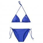 Plavky Puma ACTIVE Cat LogoTriangle Bikini W dazzlin