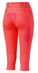 Kalhoty 3/4 Puma Graphic 3 4 Tight W rose red--fluro peac – 2