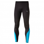 Kalhoty Puma Speed Long Tight black-atomic blue