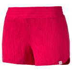 MESH IT UP Short rose red