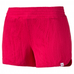 Šortky Puma MESH IT UP Short rose red