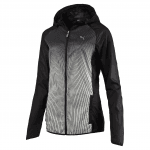 Packable Woven Jacket W black-peris