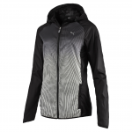 Bunda Puma Packable Woven Jacket W black-peris