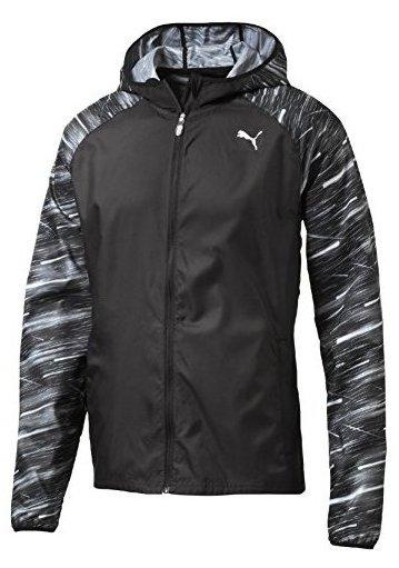 Běžecká bunda s kapucí Puma NightCat