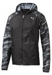 Bunda s kapucí Puma NightCat Jacket  Black