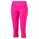Yogini Heather Knee Tight Pink Glo Heath
