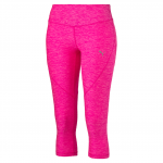 Kalhoty Puma Yogini Heather Knee Tight Pink Glo Heath