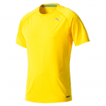 PWRCOOL Speed S S Tee ULTRA YELLOW