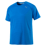 Core-Run S S Tee French Blue