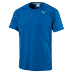 Core-Run S S Tee Lapis Blue