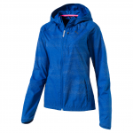 Bunda s kapucí Puma NightCat Jacket W TRUE BLUE-heather