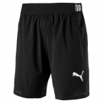 Šortky Puma VENT STRETCH WOVEN SHORT Black-