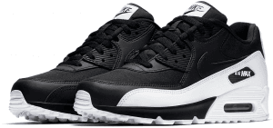 Nike Air Max 90 Essential Black and White 537384 082