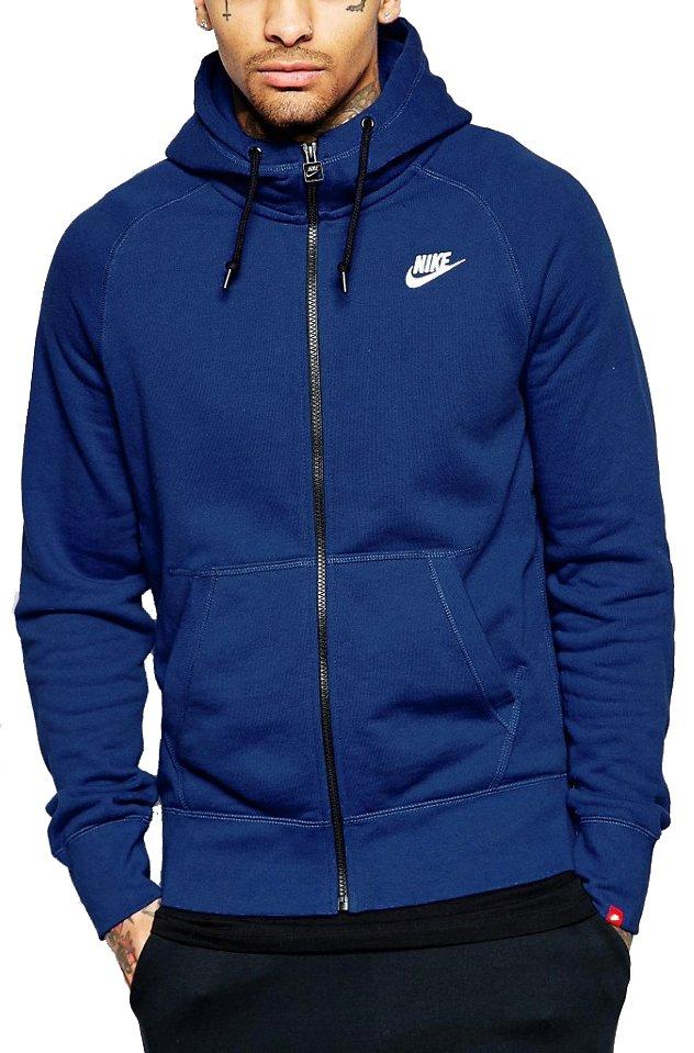 Mikina s kapucí Nike AW77 FT FZ