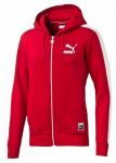 Mikina s kapucí Puma T7 Full Zip Hoody FL