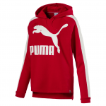 Mikina s kapucí Puma Archive Logo T7 Hoody Toreador