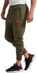 Record sweat pants Olive Night