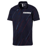BMW MSP Graphic Polo Team Blue