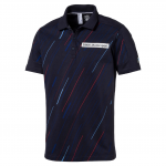 Kalhoty Puma BMW MSP Graphic Polo Team Blue