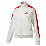 Mikina Puma True Archive T7 Track Jacket Marshmallow