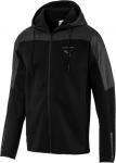 Mikina s kapucí Puma Pace Lab Winterized FZ Hoody Black