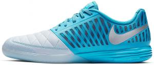 lunar gato ii futsal ic blau f404