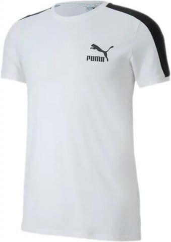 Pánské tričko s krátkým rukávem Puma Iconic Slim T7