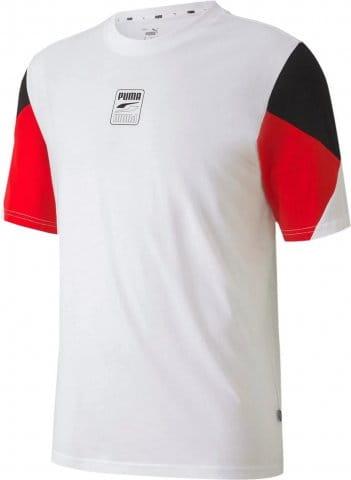 Pánské triko s krátkým rukávem Puma rebel advanced