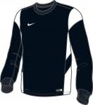 Mikina Nike LS YTH ACADEMY14 MIDLAYER - TEAMSPORT
