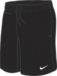 Šortky Nike YTH LIBERO KNIT SHORT - TEAMSPORT