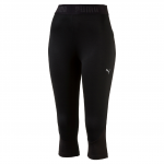 Kalhoty Puma TRANSITION 3 4 Leggings W Black