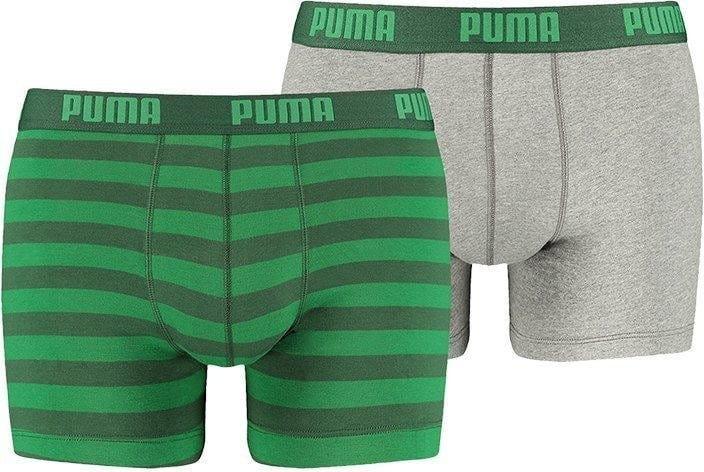 Korte broeken Puma STRIPE 1515 BOXER 2P