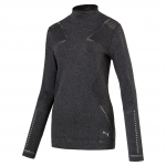 Kompresní triko Puma evoKNIT LS Top W Black