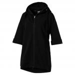Mikina s kapucí Puma FUSION FZ SL Hoody W Black