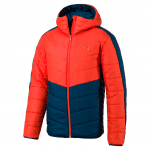 ESS warmCELL Padded JACKET Cherry Tomato