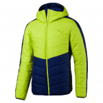 ESS warmCELL Padded JACKET Limepunch