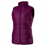 Vesta Puma ESSENTIALS PADDED VEST W Dark Purple