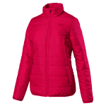 ESSENTIALS PADDED JACKET W Love Potion