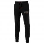 Kalhoty Puma STYLE Athletics Pants FL cl Cotton Black