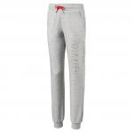 Kalhoty Puma Style Sweat Pants,closed FL Light Gray H