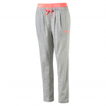 Kalhoty Puma ACTIVE ESS Bd Drapey Pants Light Gray He