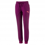 Kalhoty Puma URBAN SPORTS Sweat Pants W Dark Purple