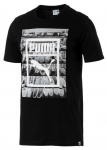 Triko Puma Photoprint Shoes Tee