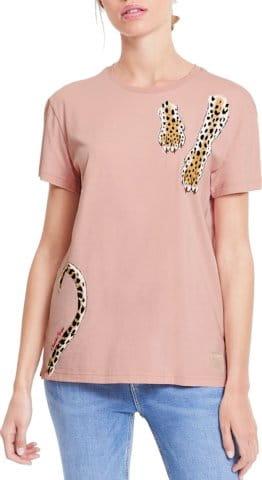 Dámské tričko s krátkým rukávem Puma Charlotte Olympia